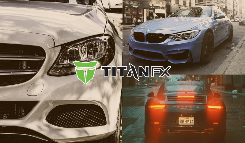 タイタンFXを車で例えたイメージ