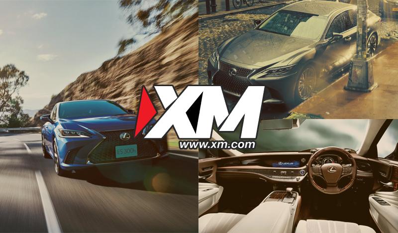 XMを車で例えたイメージ