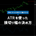 ATRを使う損切りの決め方